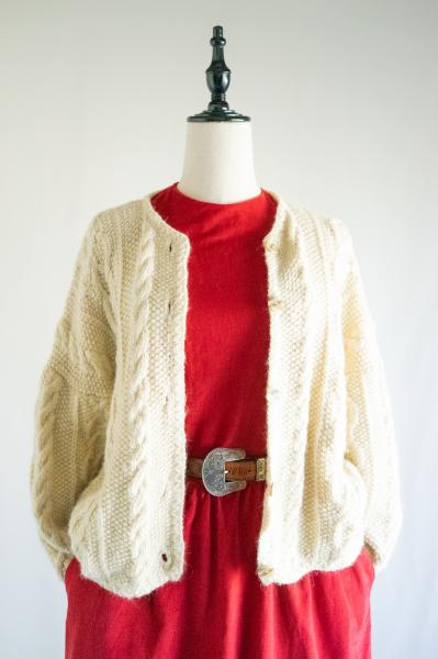 Made In Bulgaria Hand knit Cardigan