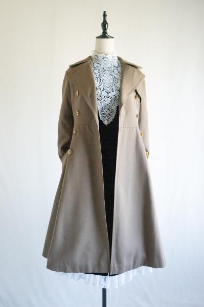 Made In Poland Brown beige Trench Coat