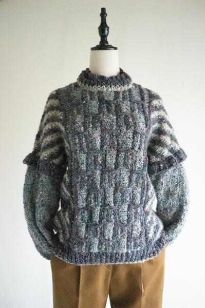 Made In Ireland Nep Design knit Sweater