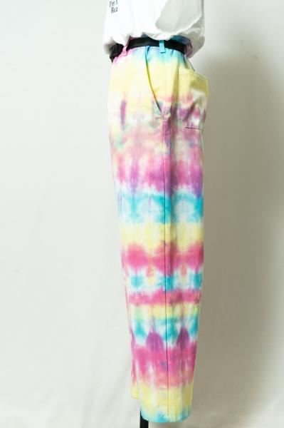 Tie-dye Long Pants