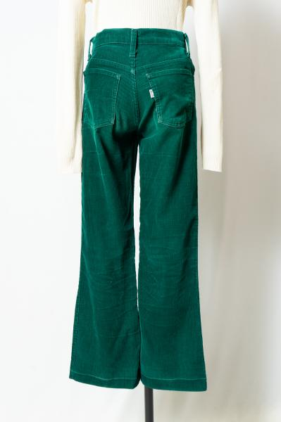 Levi's Green Corduroy Pants