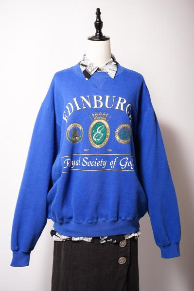 Edinburgh Royal Society Of Golf Print Sweat