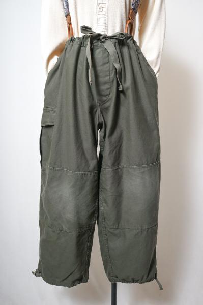 Belgium Army M-88 Field Over Pants(Olive)