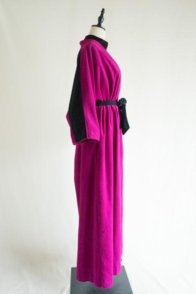 Crazy Design Long Gown