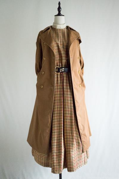Burberry Made In England Trench Coat