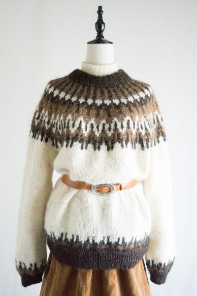 Made In Iceland Nordic Sweater