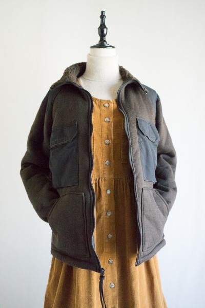 90's ECWCS Pile Military Jacket