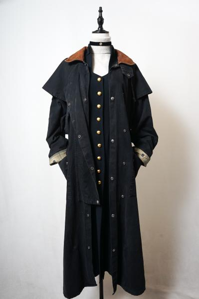 Made In Canada Black Hunting Coat
