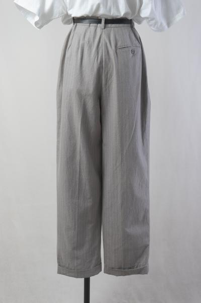 POLO SPORT Pin Stripe Gray Pants
