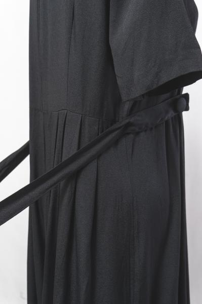 Pleats Design Black Aii in one