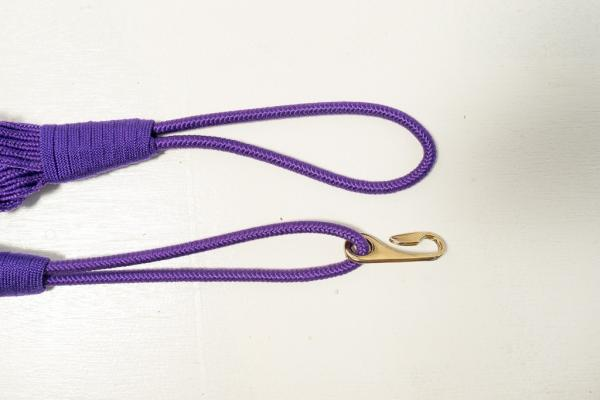 Purple Rope design Belt