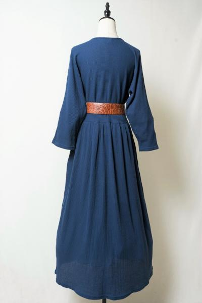 Navy Thermal Dress