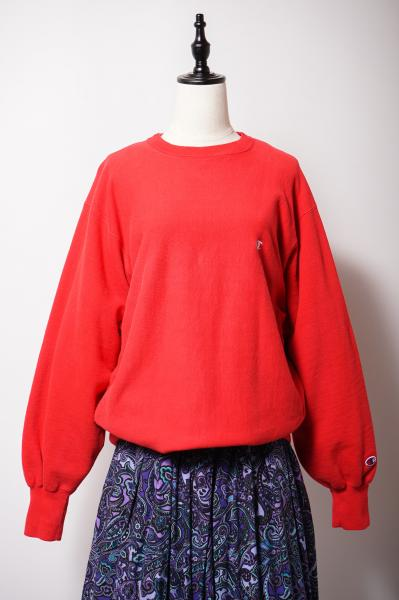 Champion REVERSE WEAVE Red Sweat