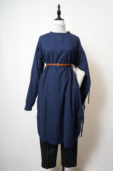 60's Swedish Army Medical Dress(Navy)