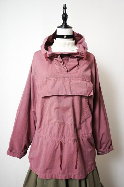 French French Army Snow Anorak Parka(Pink)
