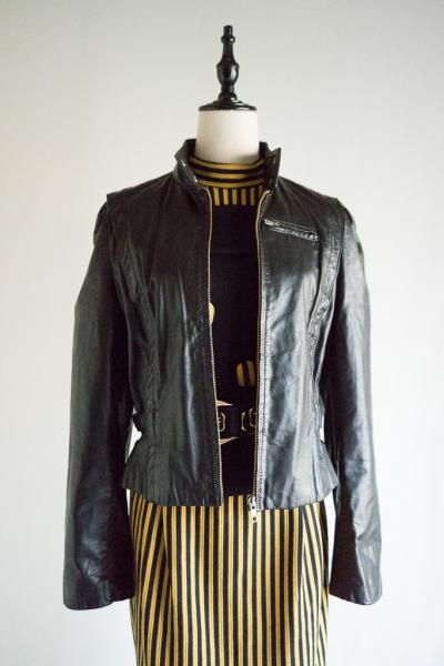 Single Black Riders Jacket