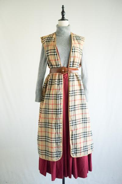 Burberry Made In England Liner Coat