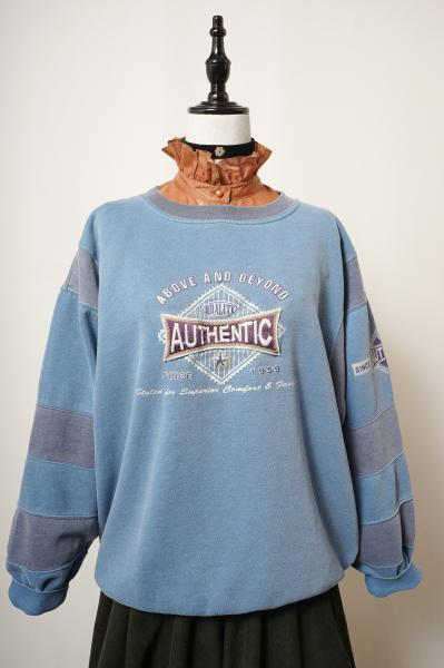 Above and Beyond Print Fading Sweat