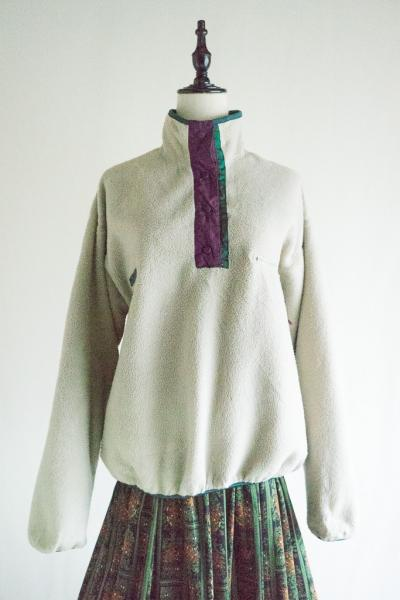 Columbia Gray beige Fleece Tops